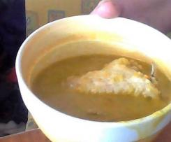 Chicken Wing & Vege Soup