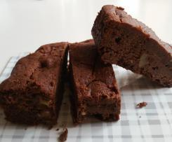 Vegan Brownies, in a flash