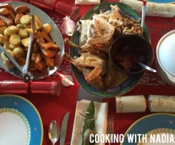 Cranberry and Macadamia Stuffing