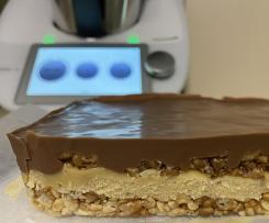 Caramel Mars Bar Slice