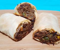 Hunters Healthy Beef and Veg Sausage Rolls