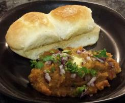 Easy Pav Bhaji (Mix veg mash)