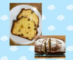 Golden Sultana Cake