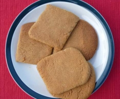 Honey & spice biscuits