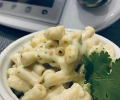 Easy-Peasy Macaroni Cheese(y)