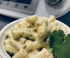 Easy-Peasy Macaroni Cheese(y)
