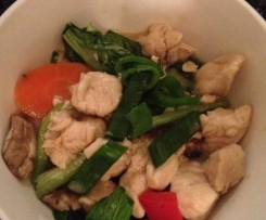 Lemon Chicken Stirfry