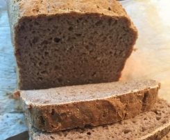 FODMAP friendly Gluten free bread