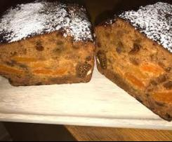 Rich whole fruit loaf