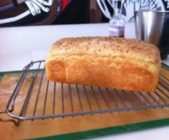 Pumpkin and Cumin Bread