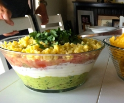 Mexican Layered Salad / Dip