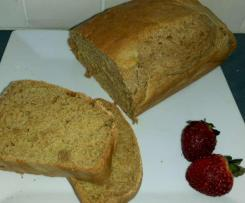 Healthy Low Fat Banana Bread
