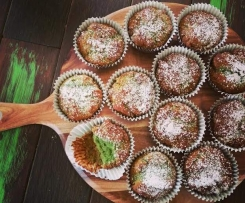 30 Second Coconut Cupcakes