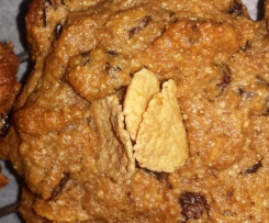 Chewy Cornflake Cookies (free from gluten, grains, dairy and egg)