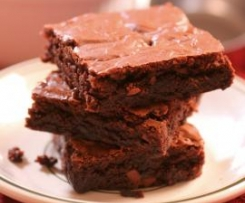 Nice Rice Brownies