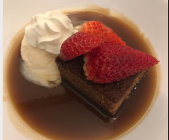 Simply Delicious Sticky Date Pudding