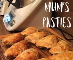 Mum's pasties