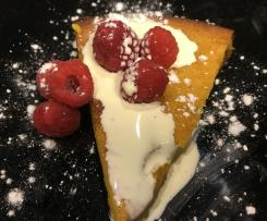 Easy Pumpkin Tart (Crustless)