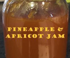 Pineapple & Apricot Jam