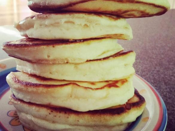 Pancakes Like A Cloud By Flynnfam A Thermomix Sup Sup Recipe In The Category Baking Sweet On Www Recipecommunity Com Au The Thermomix Sup Sup Community