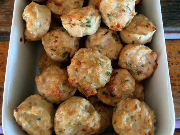 Aunty Anas Chicken Balls By Channii A Thermomix Supsup