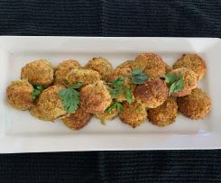 Tuna and Ricotta Balls
