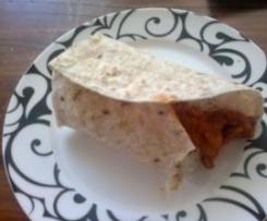 Vegetarian Burrito's
