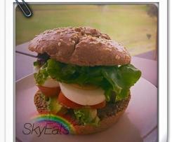 SkyEats Paleo Grain-free Seed Hamburger / Jumbo / Sandwich Bread Rolls