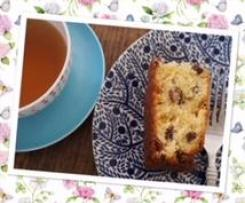 Dotty's Lemon and Sultana Tea Loaf