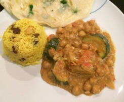 Vegetarian African Curry
