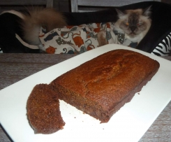Thermo-cat Jemima's Carrot, Date & Sultana Loaf