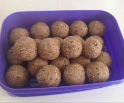 Vanilla & Chia Protein Balls