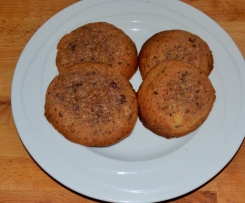 Cherry Ripe Cookies
