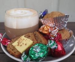 Espresso and Maple cupcakes