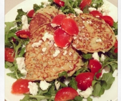 Cauliflower and Cumin Fritters