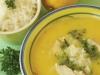 Avgolemono - Greek Chicken Soup with Egg and Lemon