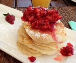 Fluffiest pancakes