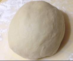 Dairy Free Brioche Dough