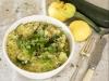 Lemon, Leek & Zucchini Risotto