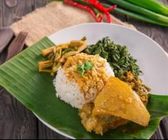 Padang Style Chicken Curry Recipe