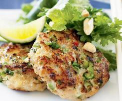 Thai Chicken or Fish Patties