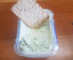 Quick Avocado/Yoghurt Dip
