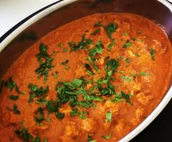 Jan's Butter Chicken