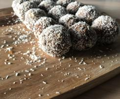 Chewy Peanut Butter Bliss Balls