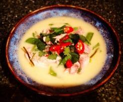 Donna Hay's Thai Chicken Soup