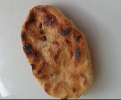 Mini naan breads