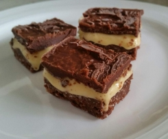 Coconut Nanaimo Bars