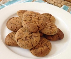 Maddy's Choc Chip Biscuits