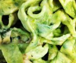 Pasta Verde (Spinach Pasta Dough)