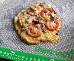 Paleo Pizza Base